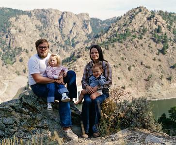 1979 Colorado and Wyoming Trip