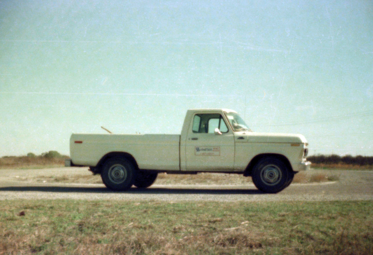 1977 Ford F250, later sold to Rip Smock
