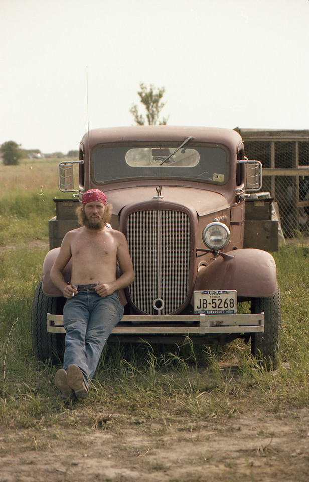 TC's old truck