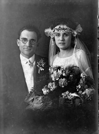 Adam Edward Polka and Fellie Kronenberger