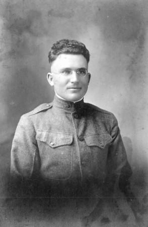 Adam Edward Polka 1917 - World War I