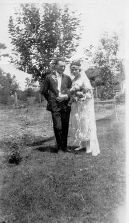 Ed and Fellie Kronenberger Polka