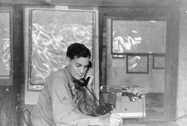 Harold Matell Yonchon, Korea October 23, 1953