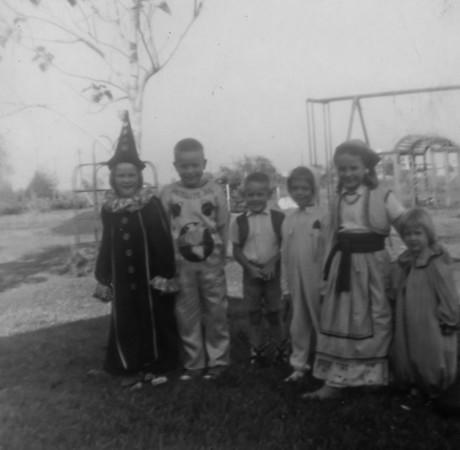 Halloween 1960