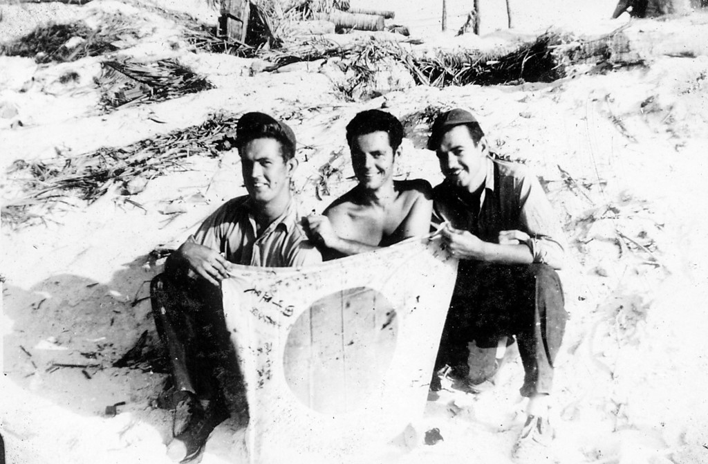 Walter A Rip Smock's WWII In The South Pacific
