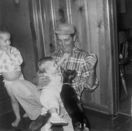 Rip Smock  November  1958