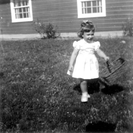 Barbara Easter 1954