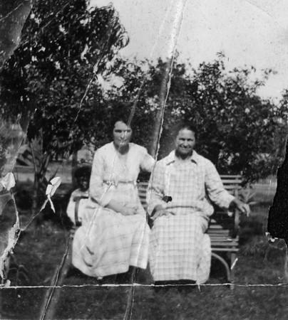Agnes Polka Smock and Anna Polka
