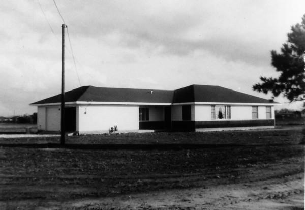 2132 Pech Rd. Spring Branch  December 1954