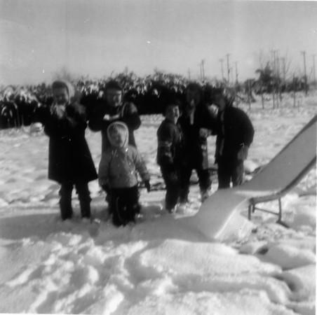 2132 Pech Rd. Spring Branch  February 13, 1960