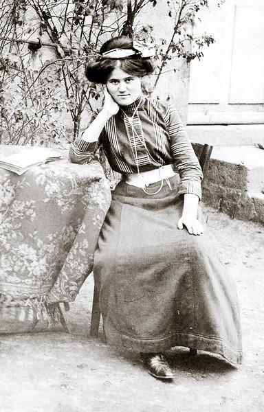 Ma grand-mère maternelle Francine Renaud