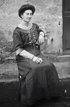 Ma grand-mère Amélie Richard née Duvignaud (1886-1954)