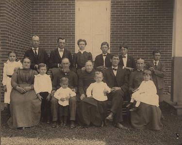 Ephraim & Elizabeth Detweiler Family
