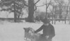 Our Grandpa Hunsberger, Earl Hunsberger Jr., at age 6 months with his mom, Estella (circa Mar.1920)