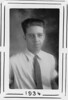 Our Grandpa Hunsberger, Earl Hunsberger Jr., age 16 (1934 School Photo)