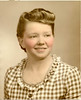 Susie Yoder (Rob's mother) as teenager