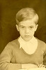 Milford Yoder in Grade-school (Rob's father)
