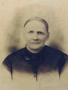 "Elizabeth ""Betsy"" Cessna, our grandma Ruth Yoder Hunsberger's mother's mother's father's mother. (Alice Hershberger's grandma)  Betsy was born Jan. 18 1795, in Rainsburg, Colerain Twp., Bedford, PA. Married: Peter MORGART Jr. on March 22 1814 in Friend's Cove, Colerain Twp., Bedford, PA. Died: Aug. 2 1875, Rainsburg, Colerain Twp., Bedford, PA at age 80."
