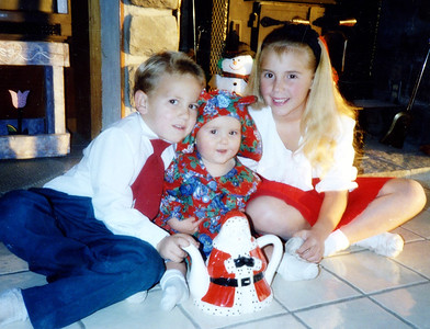 AJ, Tori & Taran