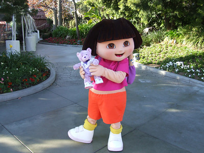 But Dora loves cute!
