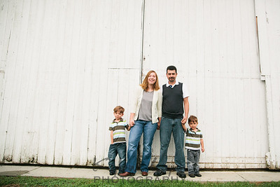 Virginia + Family
