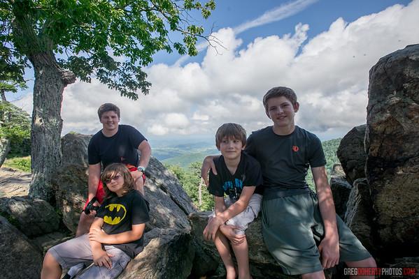 Shenandoah Skyline Trail