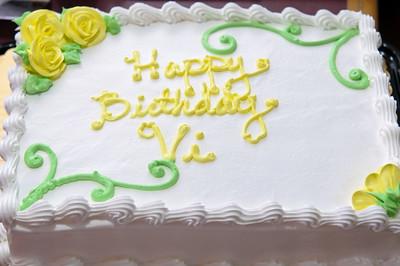 Vi's 99th