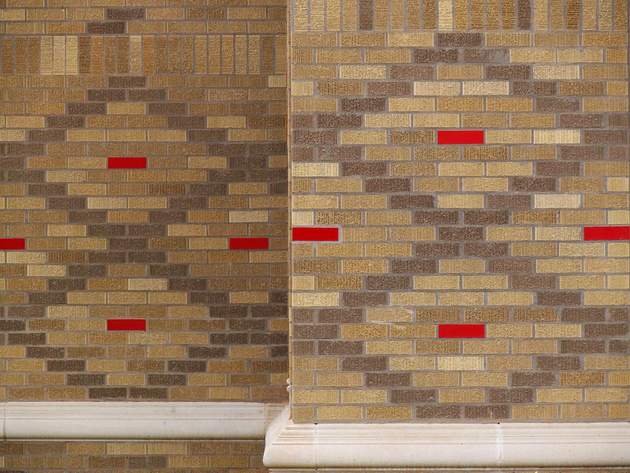 Brick work patterns