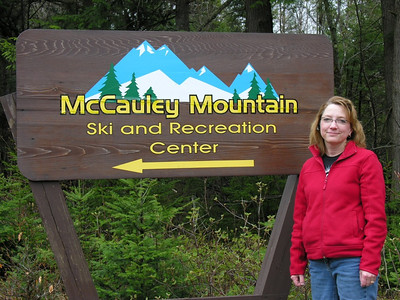 Visit to Camp,Inlet and McCauley Mt.