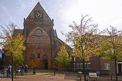 Old Catholic church in Sneek