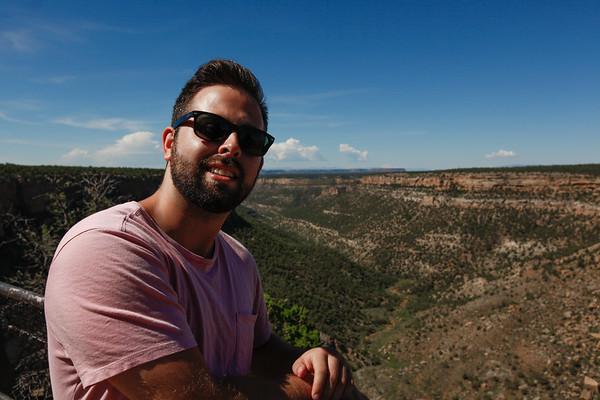 visit to Mesa Verde NP 2017