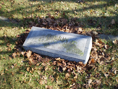 Old Turpin Gravestone