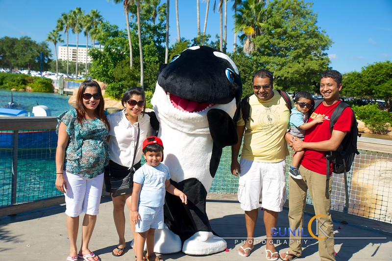 Orlando trip with Family
