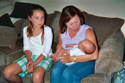 Annie, Emily, Daniel