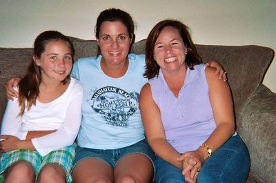 Annie, Heidi, and Emily
