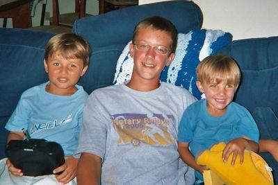 Cousins - Jimmy, Danny, Paul