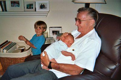 Paul, Daniel, Grandpa