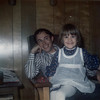 Christine with Daddy Jim<br /> 1970