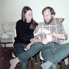 Pat & Jim<br /> Quincy, Illinois<br /> Christmas 1975