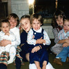 Jason holding Natalie<br /> Jennifer holding Jamie<br /> Lisa holding Vanessa<br /> Christmas 1979