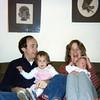 Jim holding Jamie<br /> Chris holding one-month old Vanessa (born September 6, 1978)