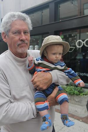 Elliot & Granddad