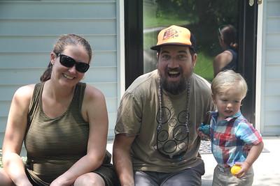 Beth, Phillip and Elliot 6/2016