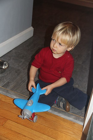 new airplane for Christmas