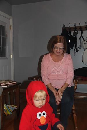 Elliot & Aunt Jan
