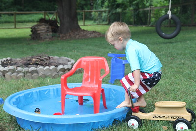 creating one's own diving board