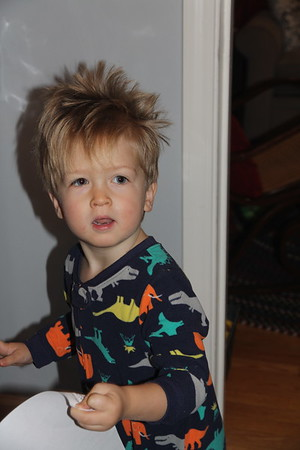 bed hair at it's best