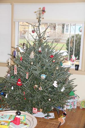 Austell's Christmas tree