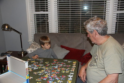 serious puzzle workers