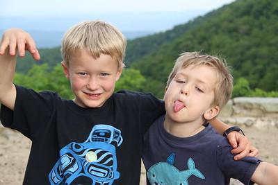 Crazy Boys!